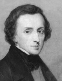 Fryderyk Chopin Portrait